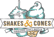 Shakes & Cones | Organic Soft Serve Ice Cream